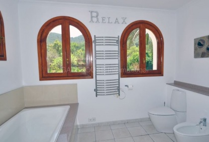 Ibizan detached villa for sale in San Jose with stone tower_8