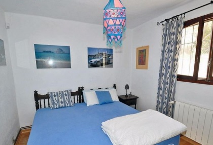 Villa for sale with guest apartment San Jose Ibiza 11