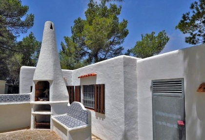 Villa for sale with guest apartment San Jose Ibiza 15