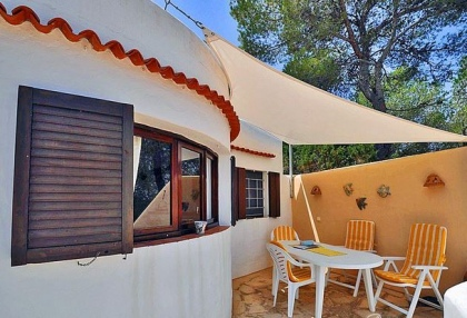 Villa for sale with guest apartment San Jose Ibiza 17