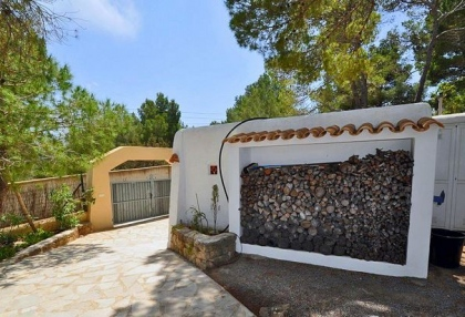 Villa for sale with guest apartment San Jose Ibiza 18