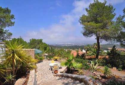 Villa for sale with guest apartment San Jose Ibiza 4