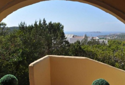 Sea view house for sale in Cala Tarida, Ibiza_1