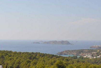 Sea view house for sale in Cala Tarida, Ibiza_2