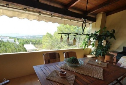 Sea view house for sale in Cala Tarida, Ibiza_4
