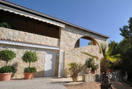 Sea view house for sale in Cala Tarida, Ibiza_9