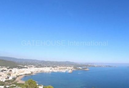 Spectacular sea view property for sale in Santa Eulalia-2