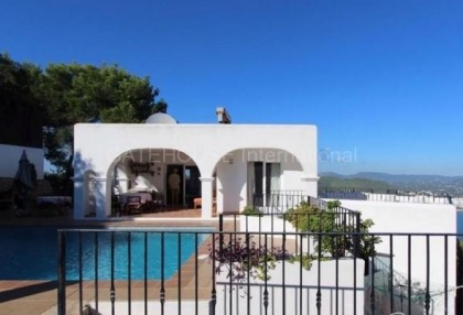 Spectacular sea view property for sale in Santa Eulalia-3