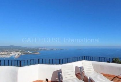 Spectacular sea view property for sale in Santa Eulalia-6