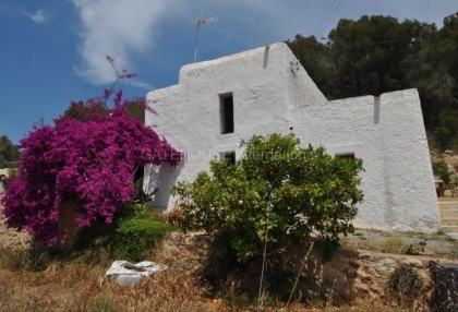 Three hundred year old finca for sale in Santa Eularia with separate plot_0