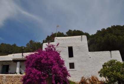 Three hundred year old finca for sale in Santa Eularia with separate plot_1