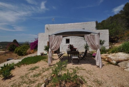 Three hundred year old finca for sale in Santa Eularia with separate plot_11