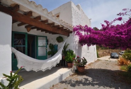 Three hundred year old finca for sale in Santa Eularia with separate plot_14