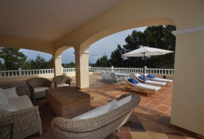 Traditional villa for sale with touristic license in sant Josep de sa Talia_5