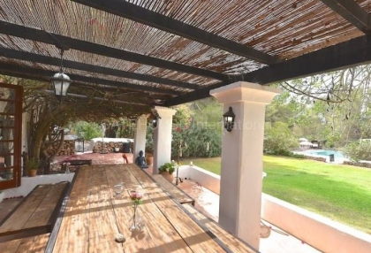 Traditional finca for sale in Santa Eularia_4