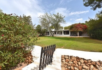 Traditional finca for sale in Santa Eularia_6