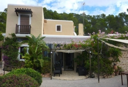 rustic finca for sale in Cala San Vicente_11