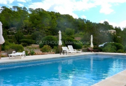 rustic finca for sale in Cala San Vicente_12