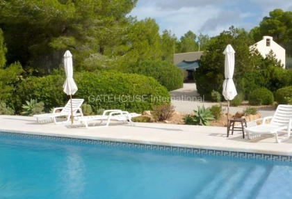 rustic finca for sale in Cala San Vicente_2