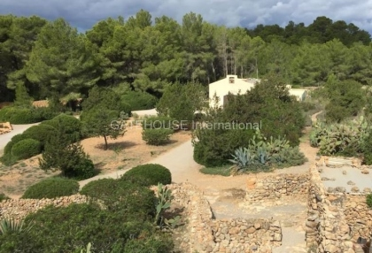 rustic finca for sale in Cala San Vicente_4