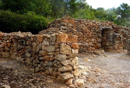 rustic finca for sale in Cala San Vicente_9