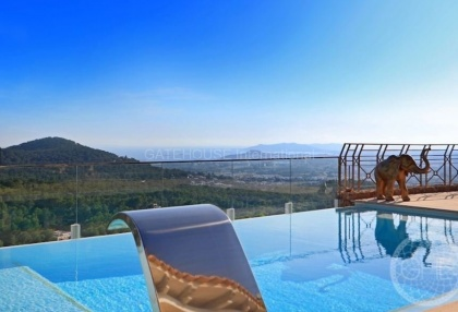 Luxury sea view villa for sale in Can Furnet_1