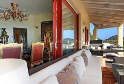 Luxury sea view villa for sale in Can Furnet_5