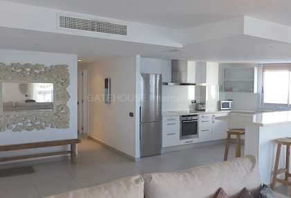 Three bedroom sea view apartment for sale in Ibiza Town_6