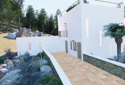 Sea view villa undergoing renovation in San Carlos_2