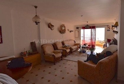 Penthouse apartment with views over Santa Eularia beach_3