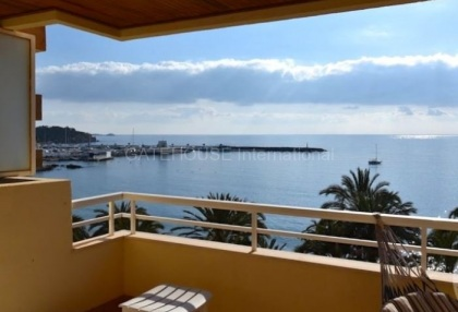 Penthouse apartment with views over Santa Eularia beach_5
