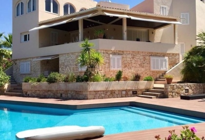 Large detached villa for sale close to Ibiza Town_1