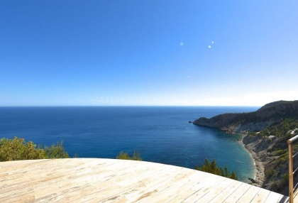 Luxury property with sea views in Cala San Vicente_11