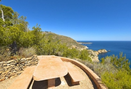 Luxury property with sea views in Cala San Vicente_4