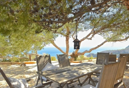 Luxury property with sea views in Cala San Vicente_8