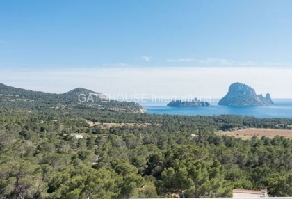Es Vedra view Townhouse close to the beach of Cala Carbo_12