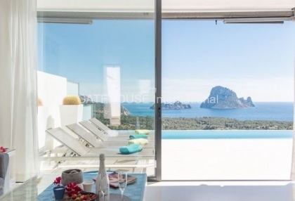 Es Vedra view Townhouse close to the beach of Cala Carbo_2
