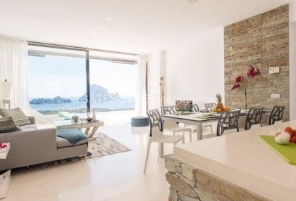 Es Vedra view Townhouse close to the beach of Cala Carbo_3