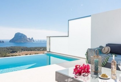 Es Vedra view Townhouse close to the beach of Cala Carbo_4