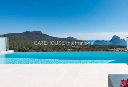 Es Vedra view Townhouse close to the beach of Cala Carbo_8