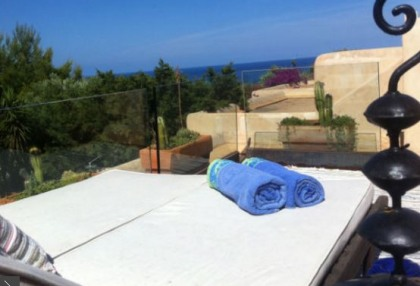 Sea view townhouse for sale in Cala Moli_10