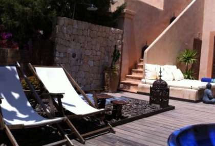 Sea view townhouse for sale in Cala Moli_2