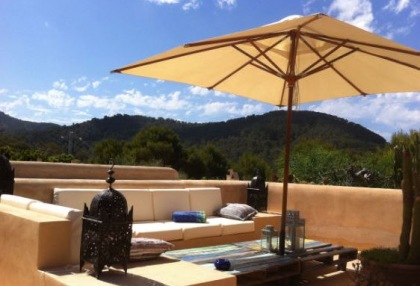 Sea view townhouse for sale in Cala Moli_5