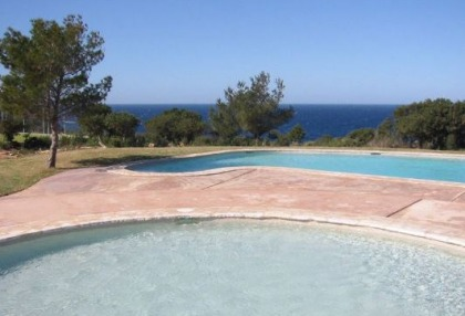 Sea view townhouse for sale in Cala Moli_7