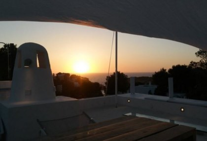 Penthouse apartment with sea and sunset views in Cala Vadella_4