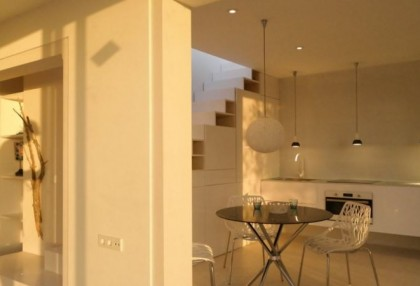 Penthouse apartment with sea and sunset views in Cala Vadella_6