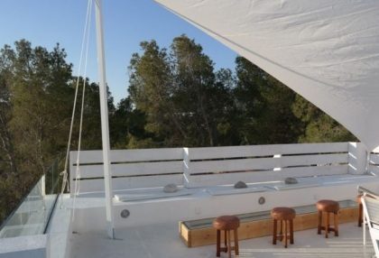 Penthouse apartment with sea and sunset views in Cala Vadella_7