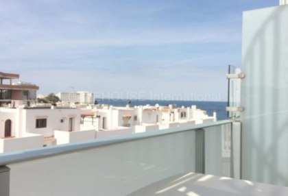 Sea view Penthouse apartment for sale in Port des Torrent_3