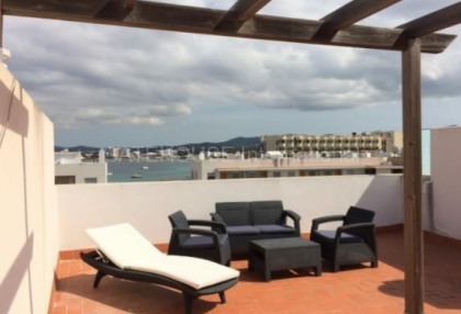 Sea view Penthouse apartment for sale in Port des Torrent_6