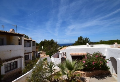 renovated apartment for sale in Cala Vadella_2
